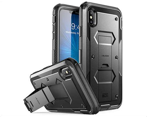 Best iPhone Xs Max Heavy-duty Cases in 2020: - iGeeksBlog