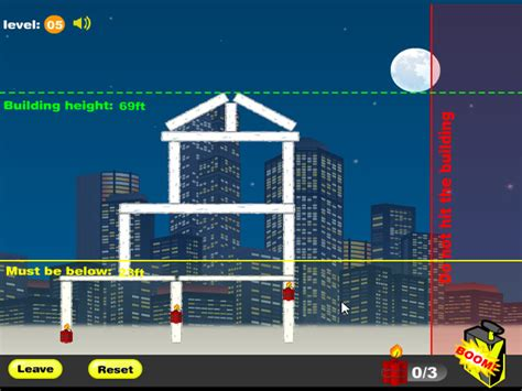 Play Demolition City Free Online Game