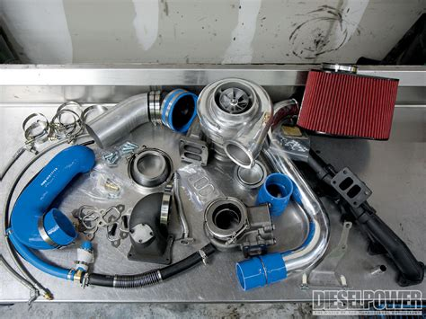 Adding 150 HP To An Affordably Built 12-Valve B-Series