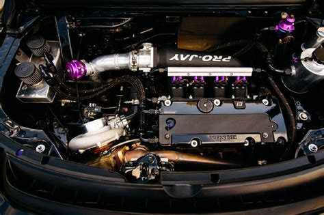 This NSX With a K20 Swap is INSANE - YES A K20 SWAP