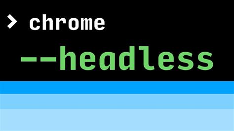 Introduction to Chrome Headless (Node