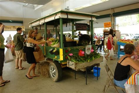 Mississippi Farmers Market In Jackson Is One Of The