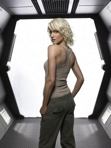 """Tricia Helfer to star in deep-space miniseries """"Ascension"""