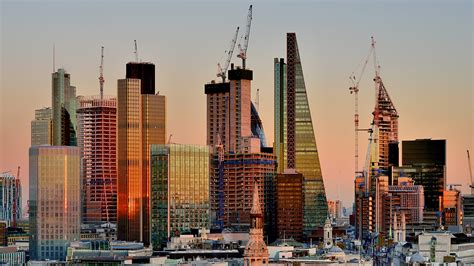 541 Tall Towers Could be Added to the London Skyline